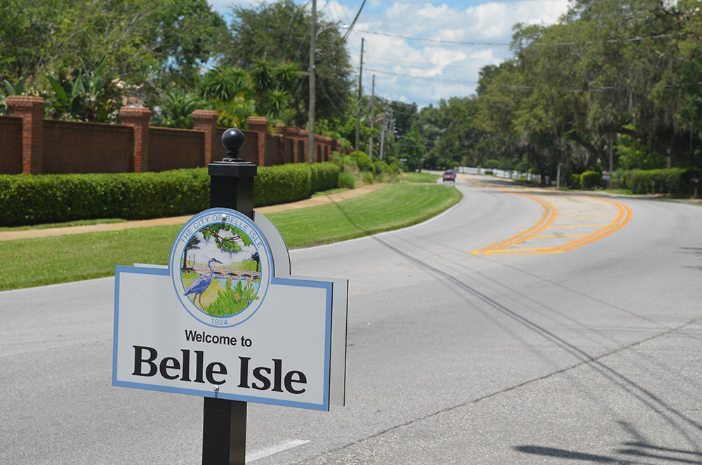 City of Belle Isle