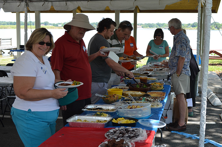 Lake Conway Estates Picnic 2014 3