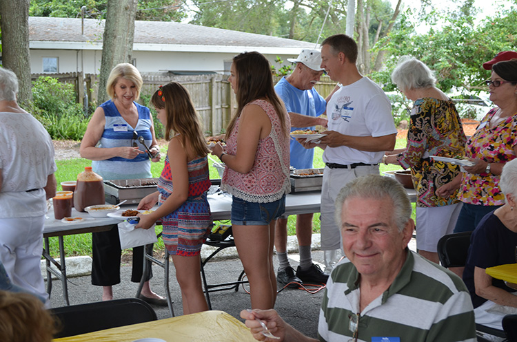 Lake Conway Estates Picnic 2015 2