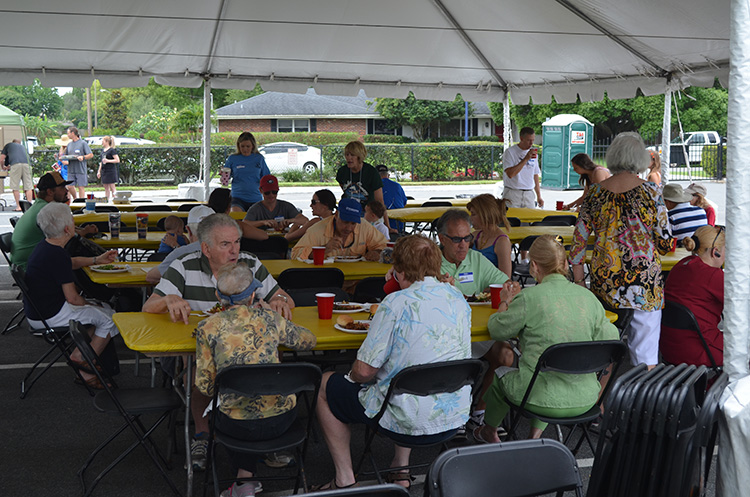 Lake Conway Estates Picnic 2015 3