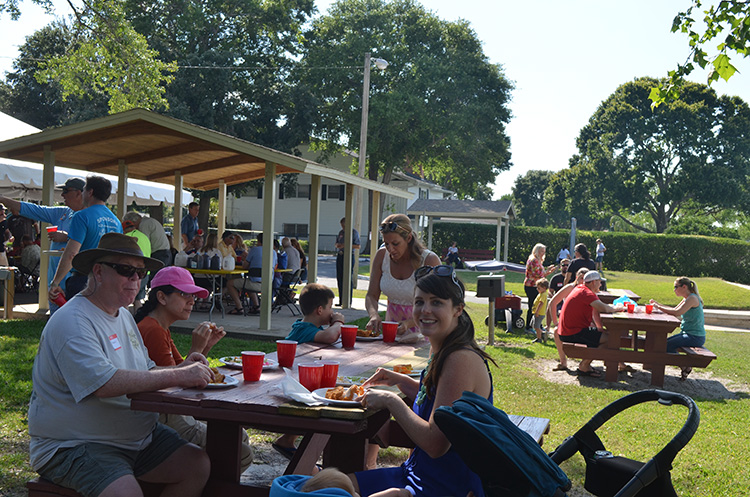 Lake Conway Estates Picnic 2018 2