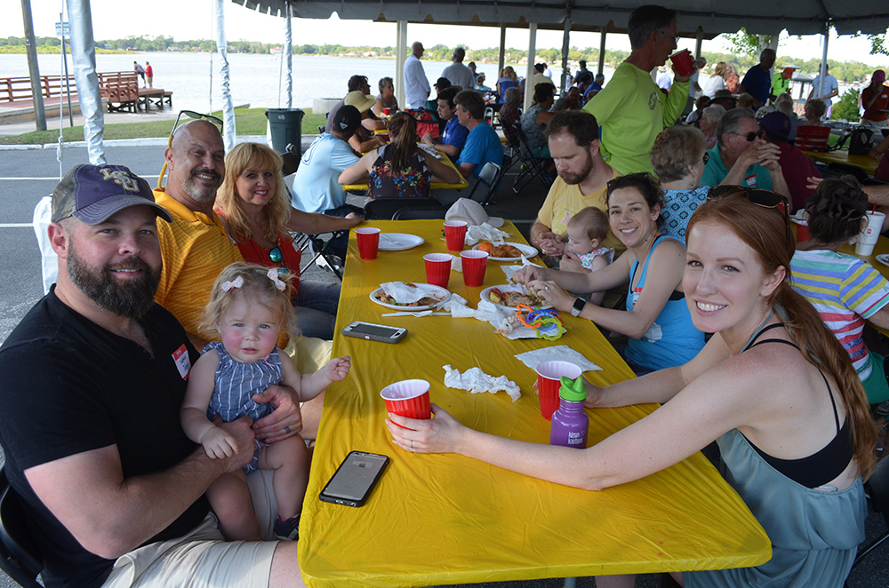 Lake Conway Estates Picnic 2018_Member Benefits